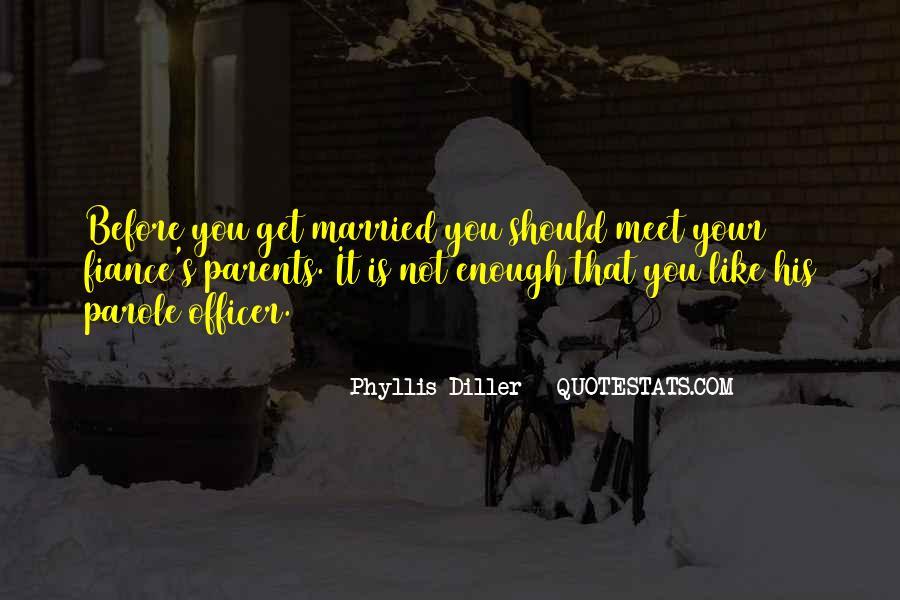 Parents Meet Quotes #137365