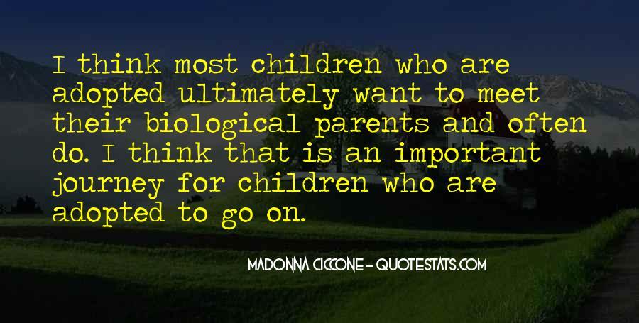 Parents Meet Quotes #378437