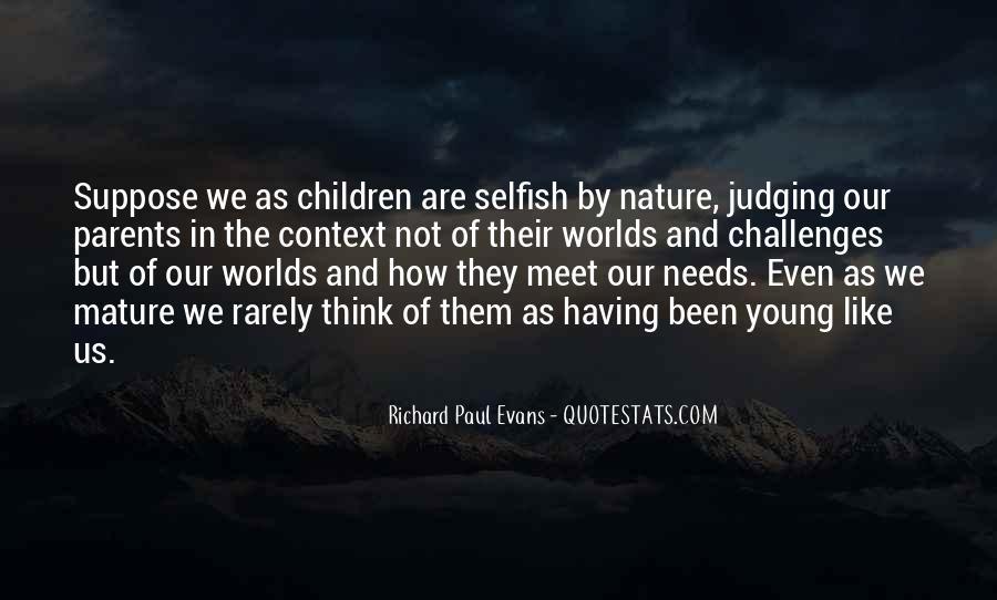 Parents Meet Quotes #490248
