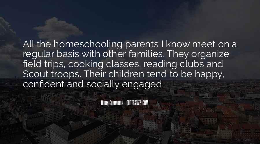 Parents Meet Quotes #491532