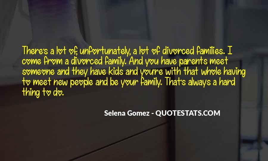 Parents Meet Quotes #527979