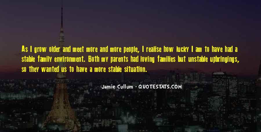 Parents Meet Quotes #56801