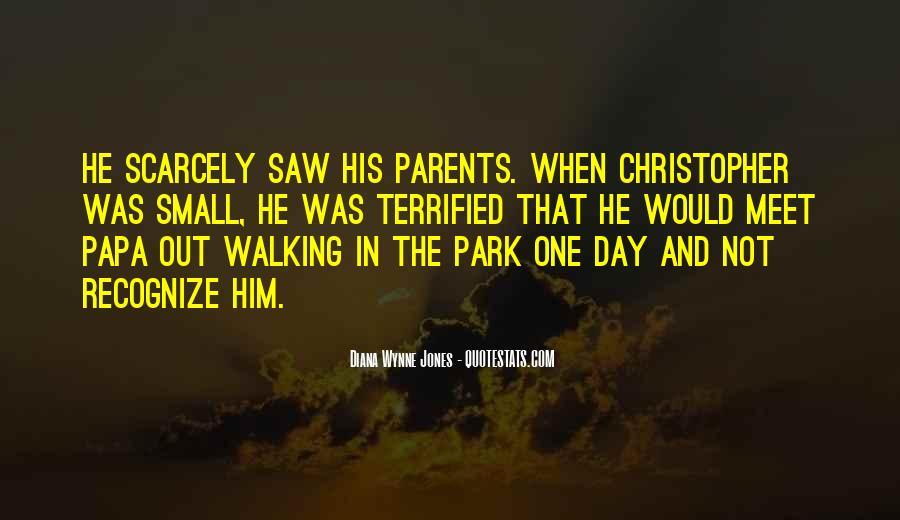 Parents Meet Quotes #583391