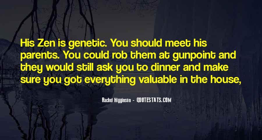 Parents Meet Quotes #87033