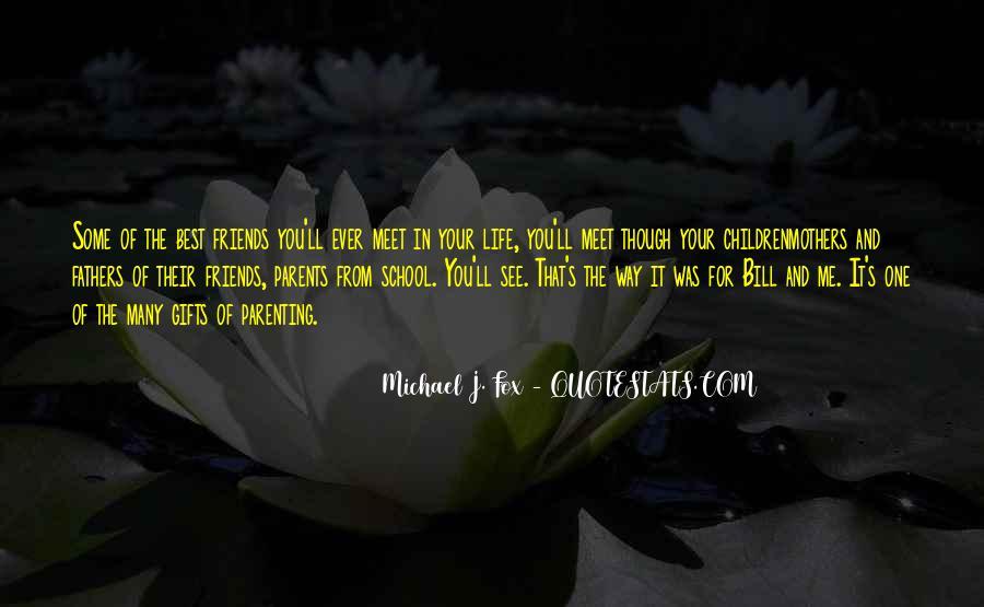 Parents Meet Quotes #976855