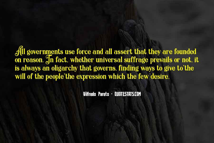 Pareto Quotes #1730485