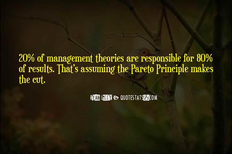 Pareto Quotes #816829