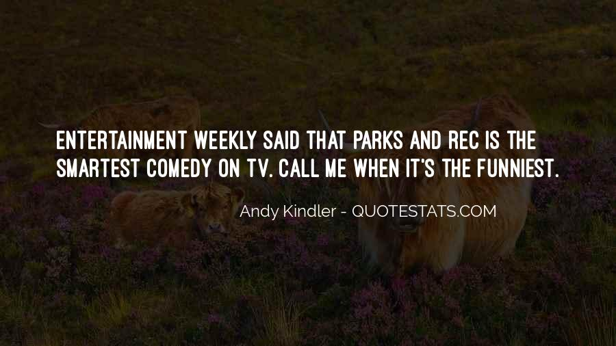 Parks And Rec Tv Quotes #331306