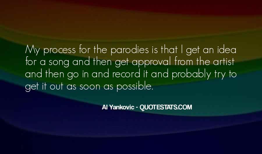 Parodies Of Quotes #717672
