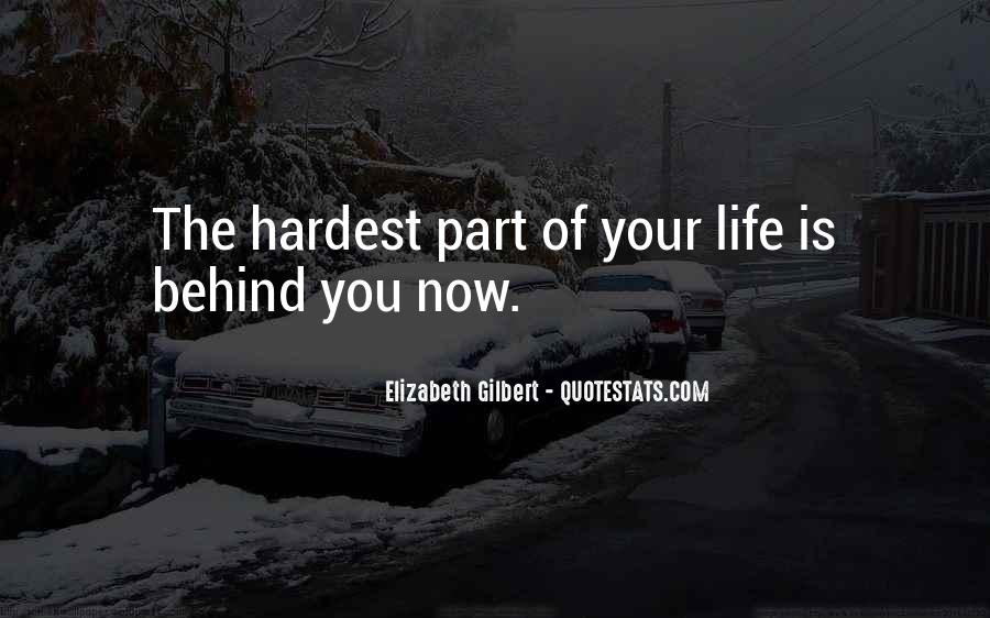 Part Of Your Life Quotes #114370