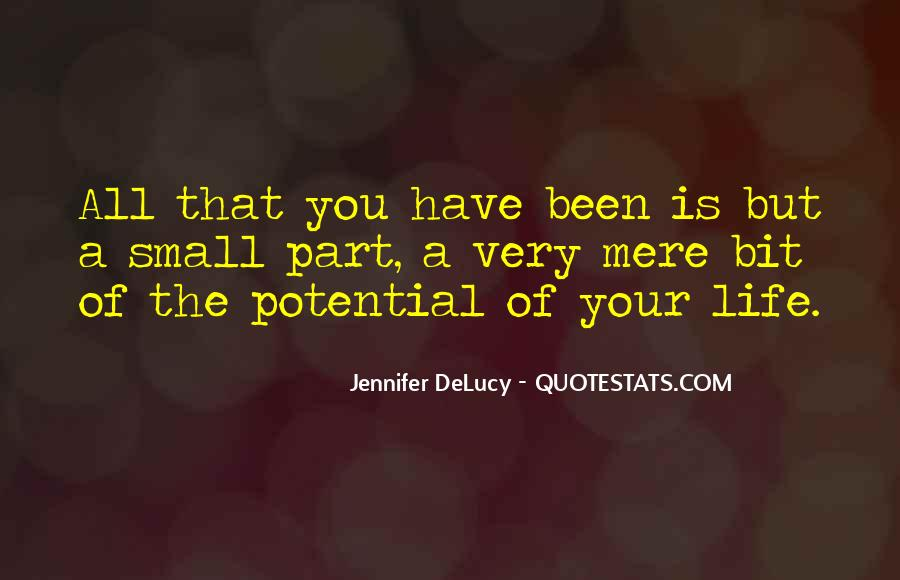 Part Of Your Life Quotes #116785