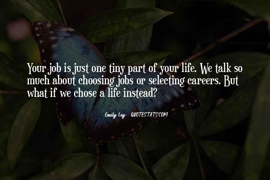 Part Of Your Life Quotes #167788