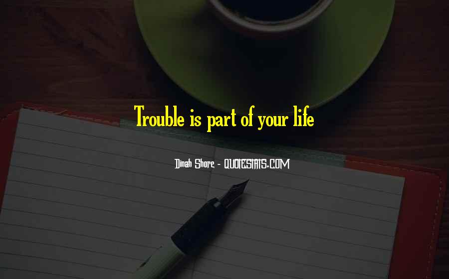 Part Of Your Life Quotes #215429