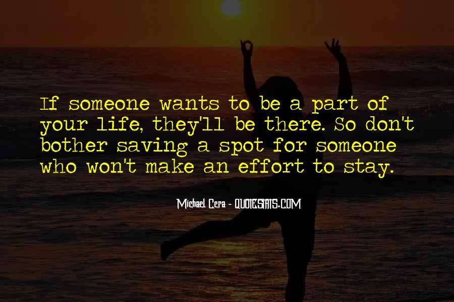 Part Of Your Life Quotes #246931