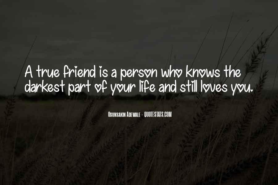 Part Of Your Life Quotes #256346