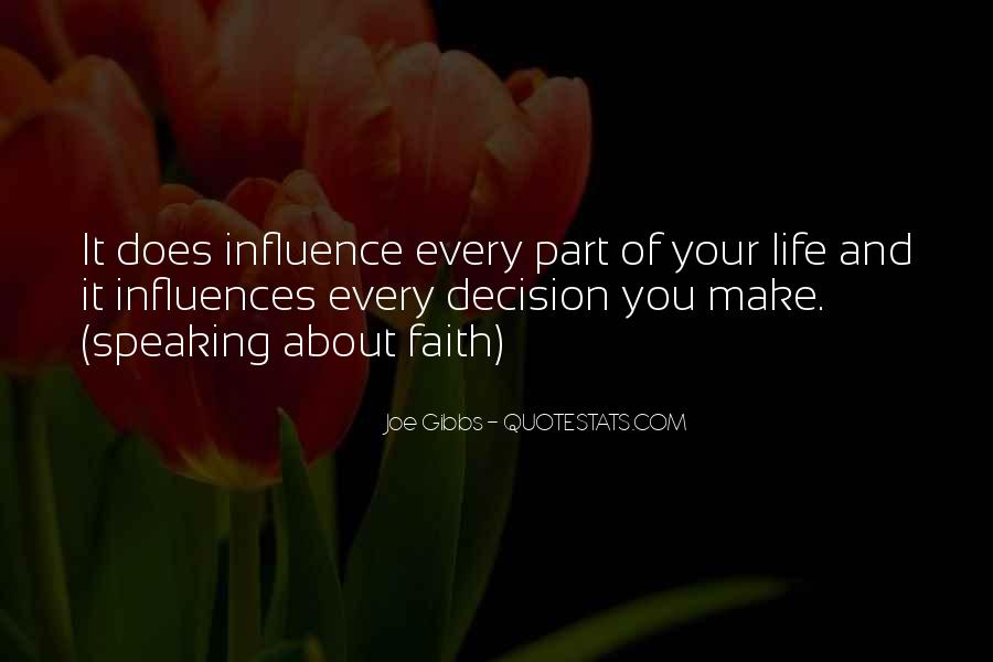 Part Of Your Life Quotes #28316