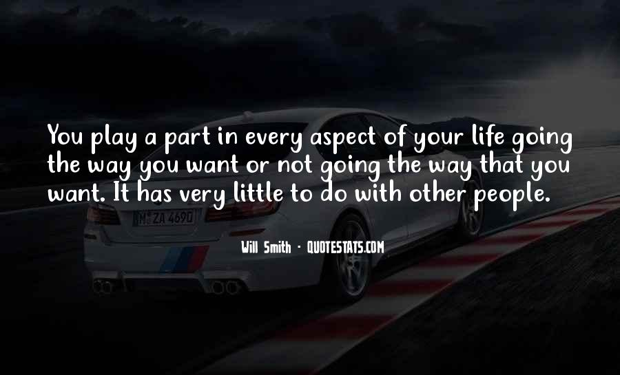 Part Of Your Life Quotes #301670