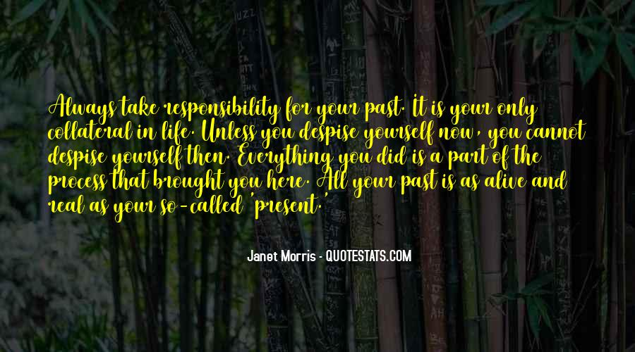 Part Of Your Life Quotes #33533