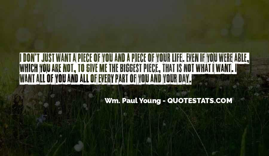 Part Of Your Life Quotes #337476