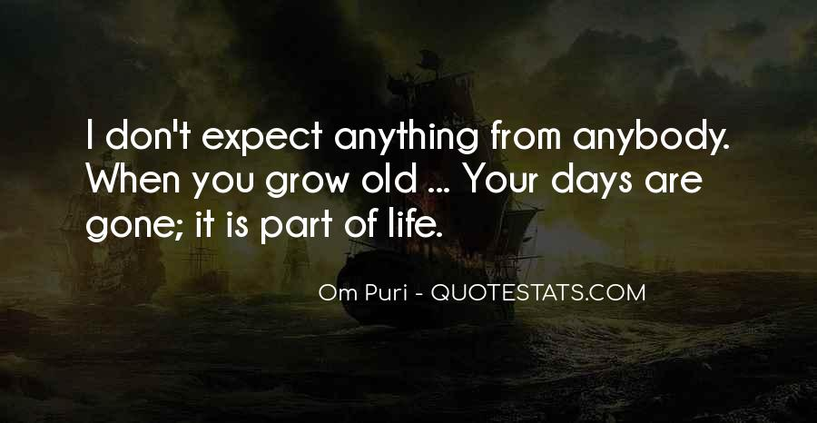 Part Of Your Life Quotes #354680