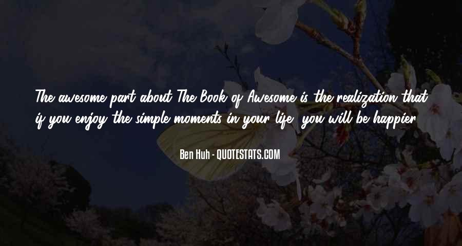 Part Of Your Life Quotes #37070