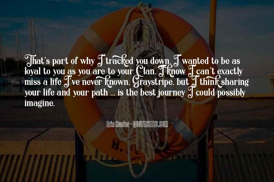 Part Of Your Life Quotes #68328
