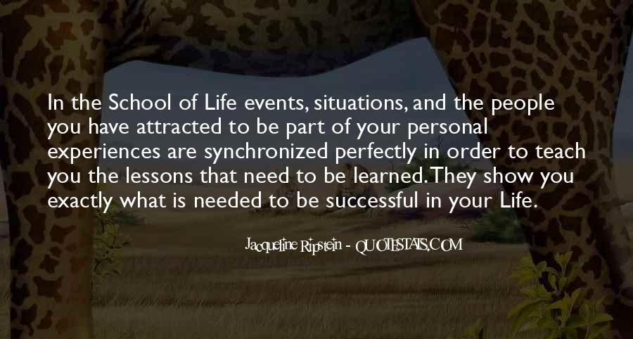 Part Of Your Life Quotes #71334