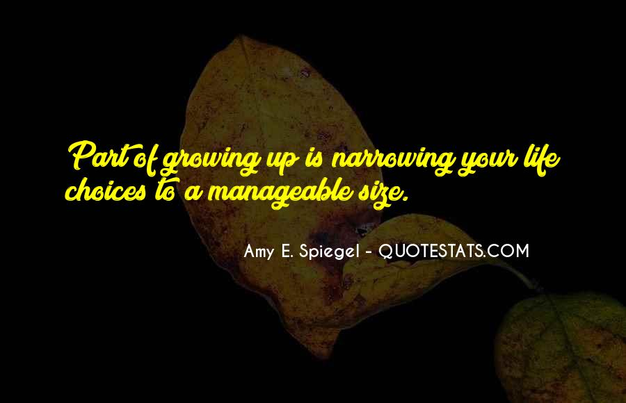 Part Of Your Life Quotes #89735