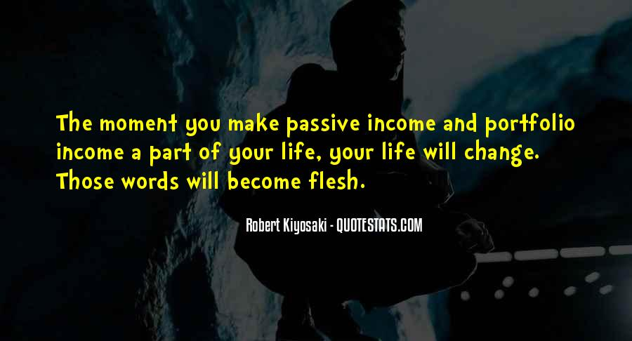 Part Of Your Life Quotes #9445
