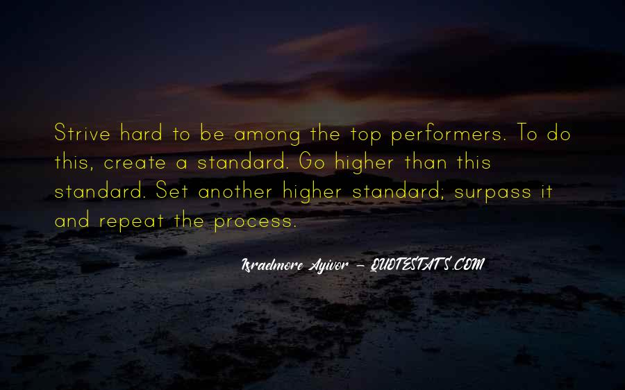 Passion To Perform Quotes #1221173