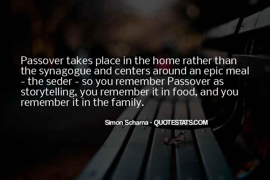 Passover Seder Quotes #12169