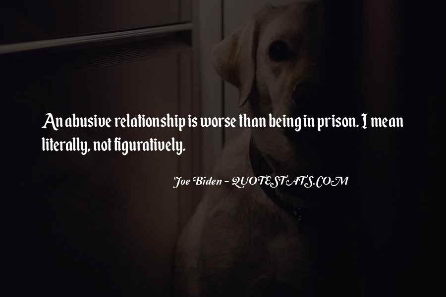 Past Abusive Relationship Quotes #1568324
