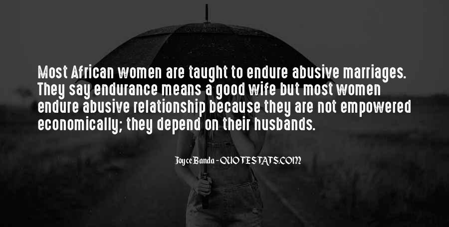 Past Abusive Relationship Quotes #1655278