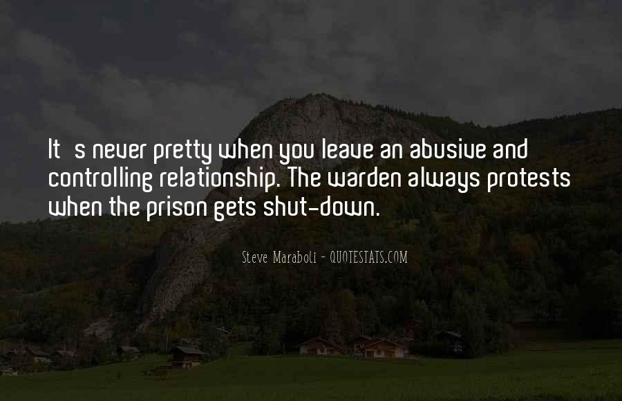 Past Abusive Relationship Quotes #976416