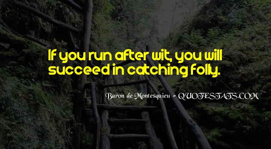 Past Catching Up Quotes #11420