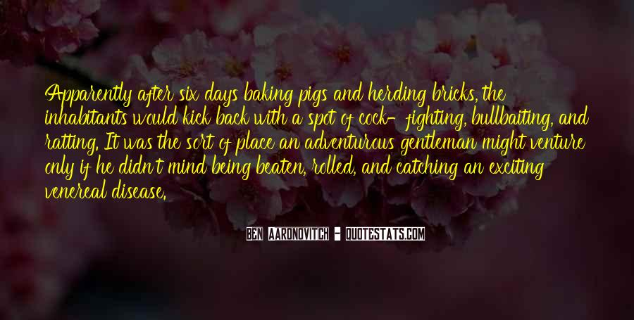 Past Catching Up Quotes #12110