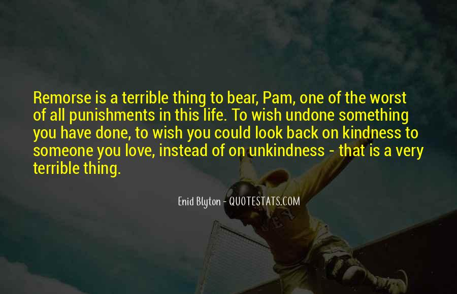 Past Is Done Quotes #353227