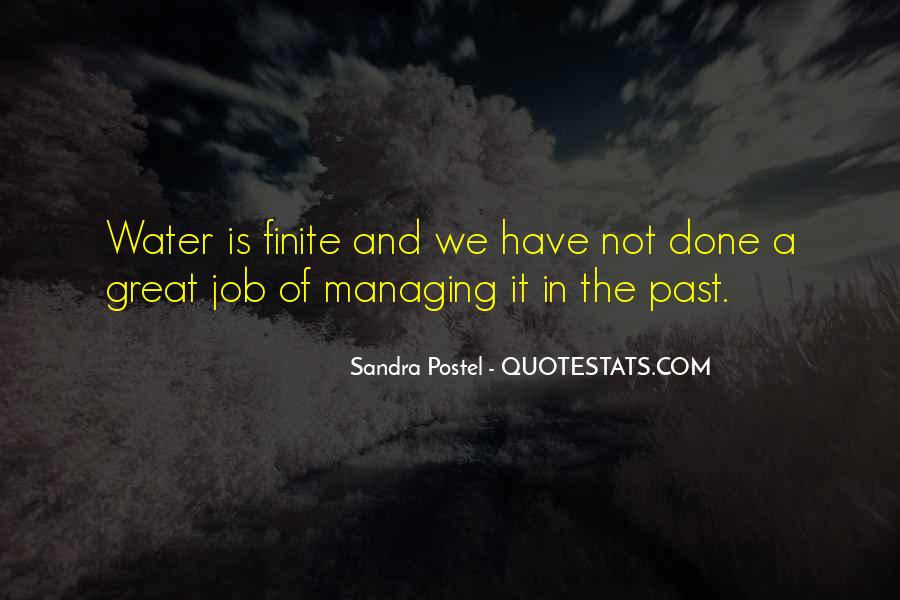 Past Is Done Quotes #452035