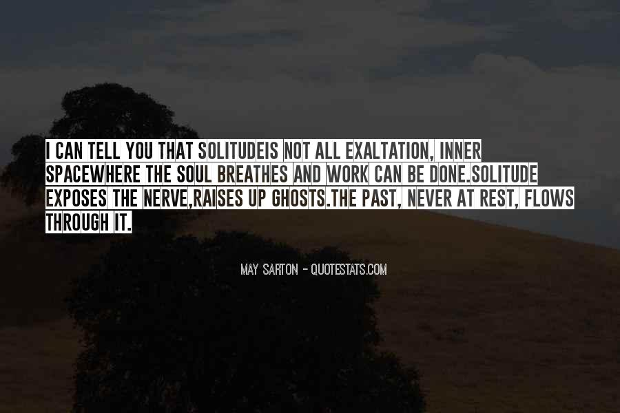 Past Is Done Quotes #614334