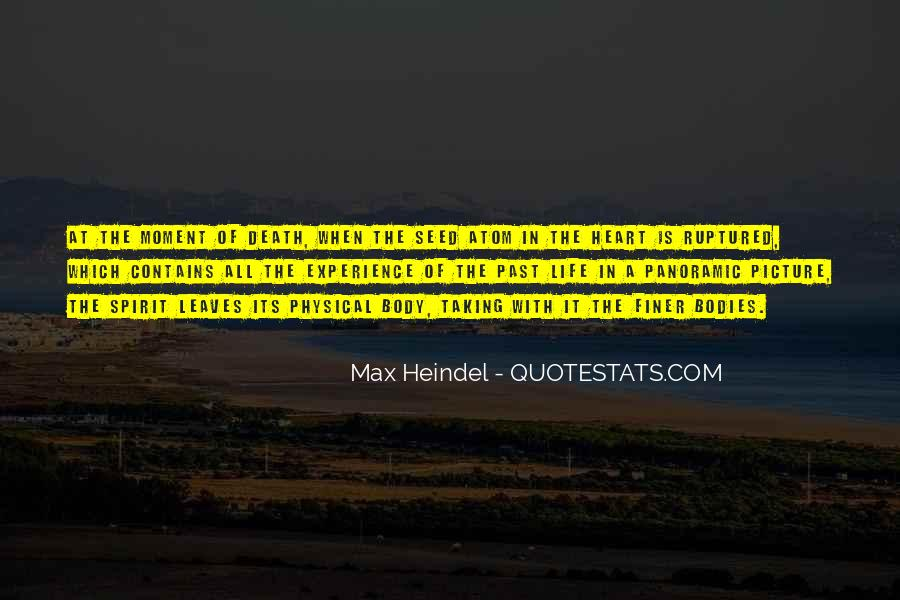 Past Life Experience Quotes #1593621