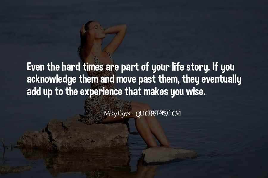 Past Life Experience Quotes #1805380
