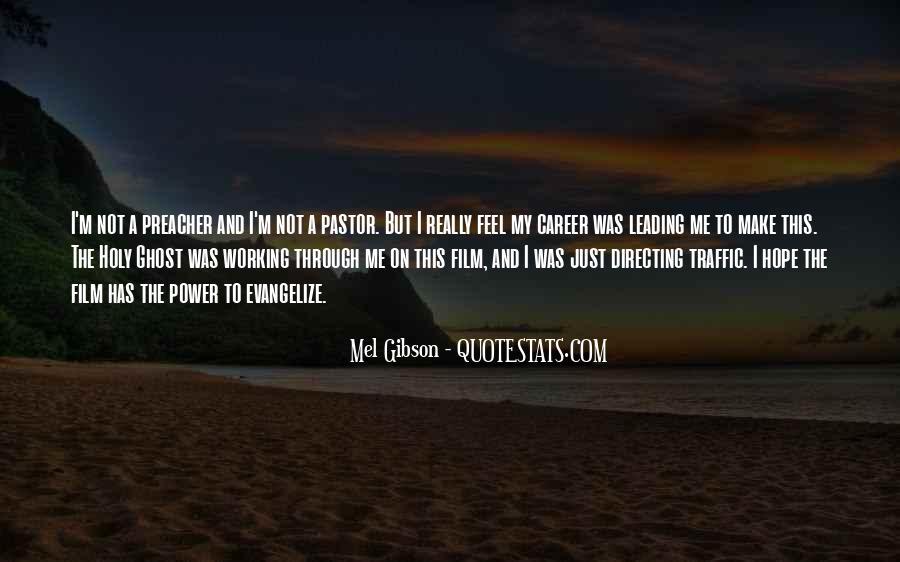 Pastor Quotes #106720