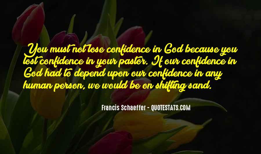 Pastor Quotes #114493