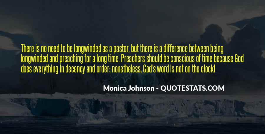 Pastor Quotes #132449