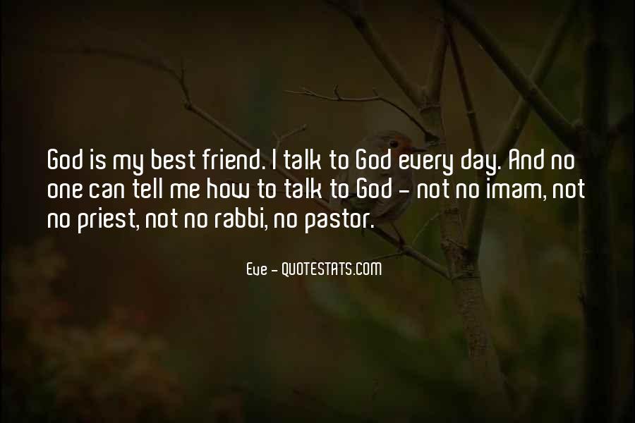 Pastor Quotes #153174