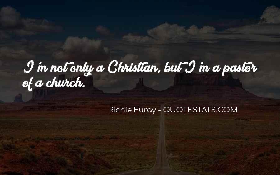 Pastor Quotes #212700
