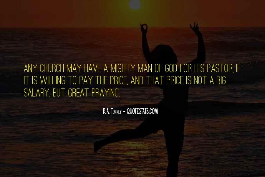 Pastor Quotes #255731