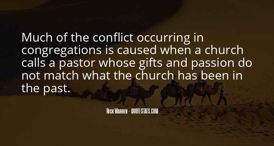 Pastor Quotes #279122