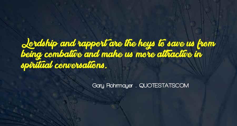 Pastor Quotes #282669