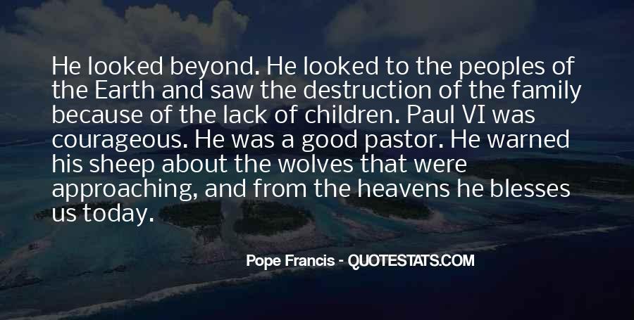 Pastor Quotes #30364